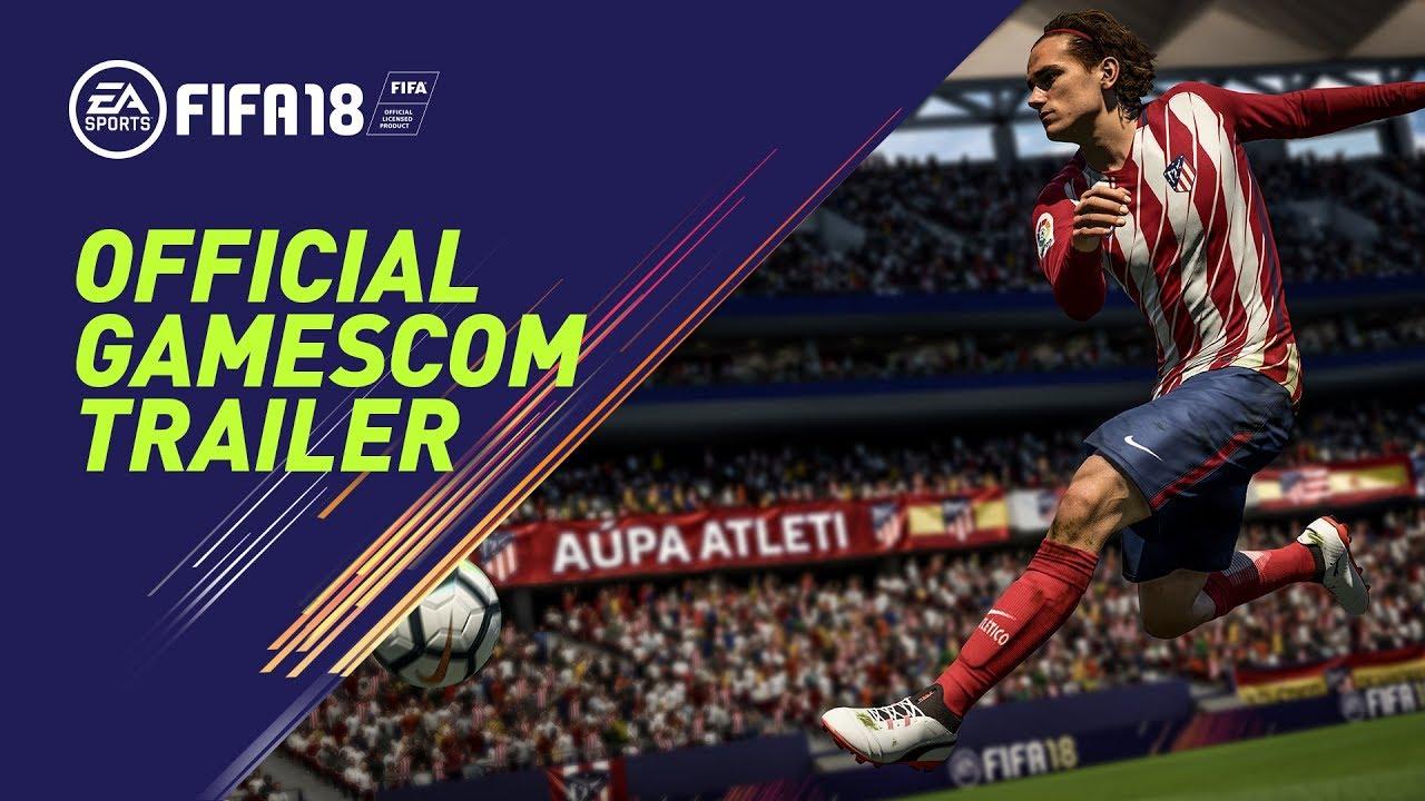 Fifa 18 Spiel