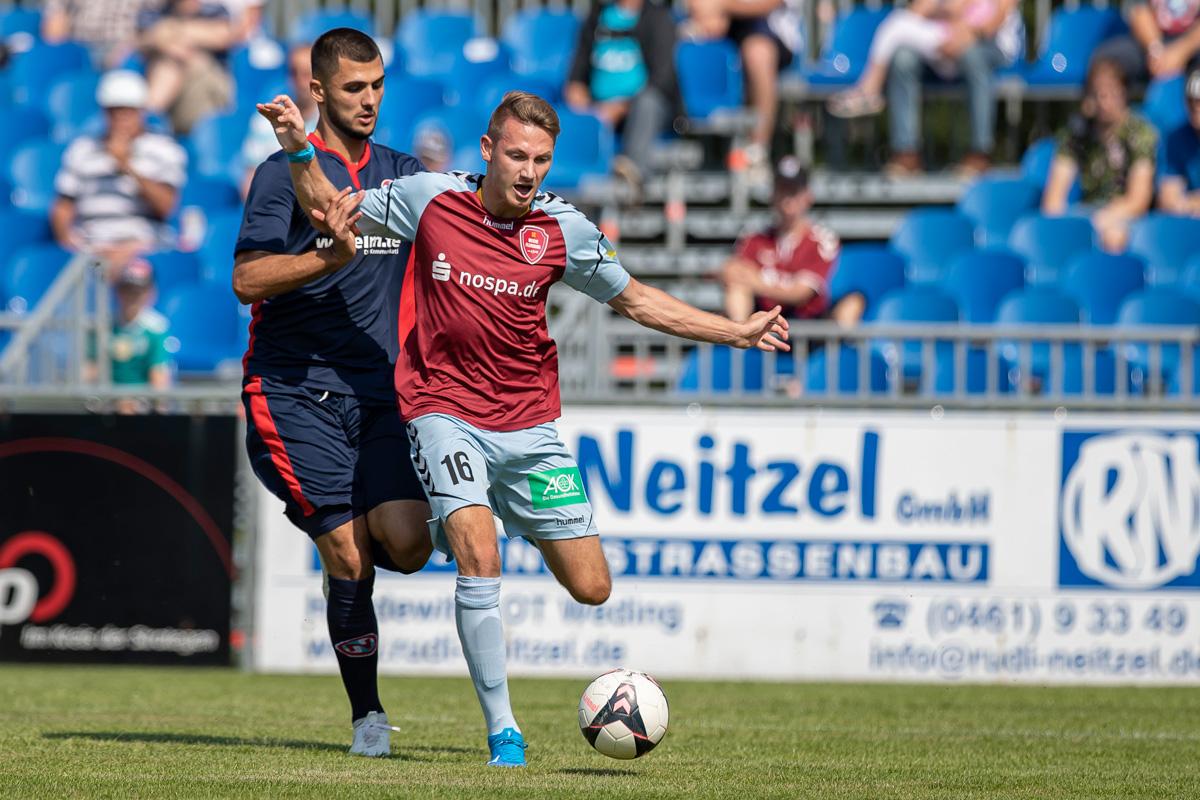 Julian Stöhr, SC Weiche Flensburg 08