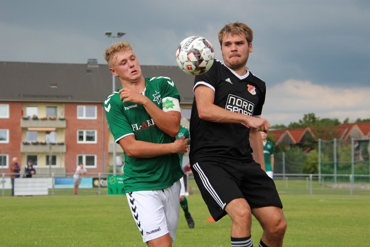 Luca Bracht, IF Stjernen Flensborg, FC Reher/Puls