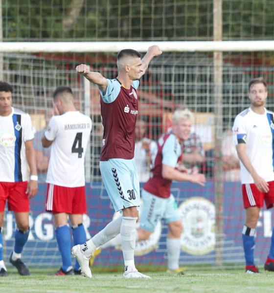 Jovan Vidovic sorgte für die Entscheidung.