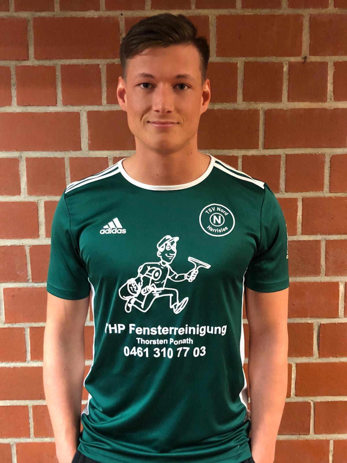 Lukas Hackbarth, TSV Nord Harrislee