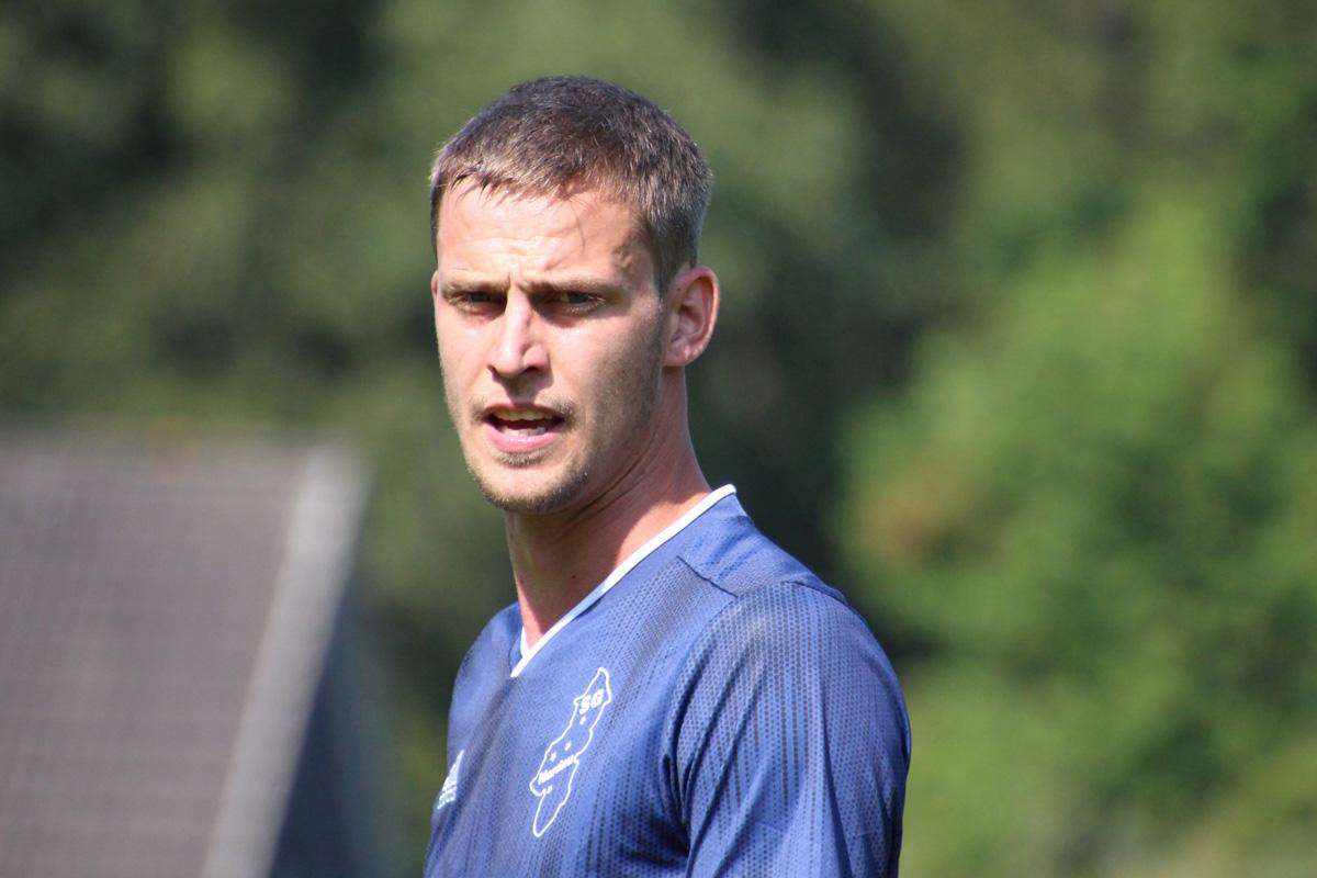 Volker Hansen, SG Nordau