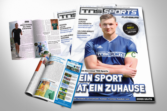 TNS Sports Juli 2020
