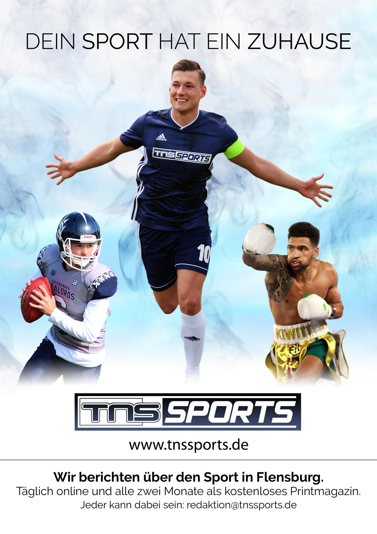 TNS Sports Poster 2020