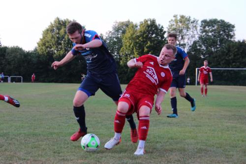 TSV Nordmark Satrup - Slesvig IF (Test, 20.08.2020)