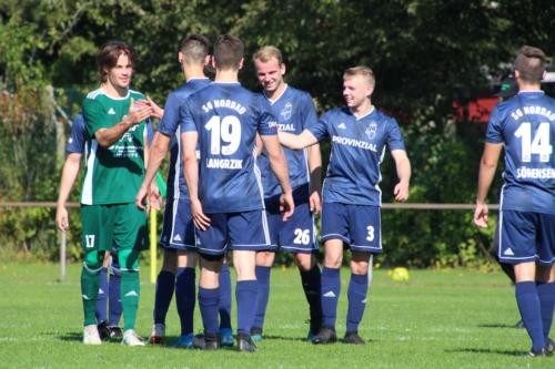 TSV Nord Harrislee - SG Nordau (21.09.2019)
